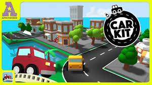 <b>CAR KIT</b> - Fun building game for preschoolers! - YouTube