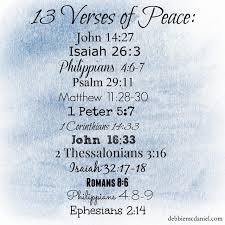 Image result for pictures scripture on peace