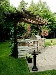 outside patio designs best 20 covered outdoor kitchens ideas on pinterest backyard