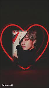 Kim Taehyung Aesthetic Wallpaper Iphone ...