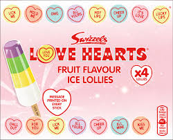 the soft textured lollies contain no artificial colours flavours or preservatives and each ice lolly is just 70 kcal the ice lollies are available in