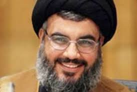 Image result for Hassan Nasrallah.