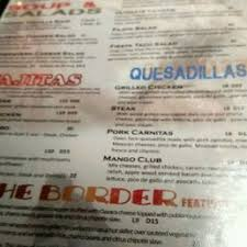 photo of rio bravo tacos and tequila larchmont ny united states menu