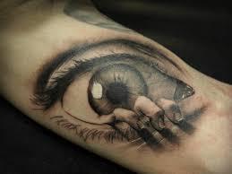 татуировка глаза значение на зоне