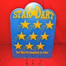 Wooden Carnival Games Star Dart Carnival Game Rental Awesome Amusements Party Rentals 46