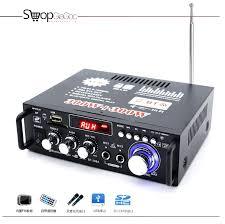REVIEW] Ampli Mini Karaoke Bluetooth Cao Cấp BT-298A, giá 589,000đ! Xem  review ngay!