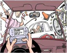 Distracted Driving on Pinterest | Texting, Texts and Peer Pressure via Relatably.com