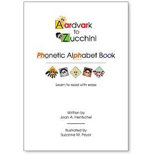 The phonetic alphabet or the spelling alphabet will show your customers that you want to get it right for them. Aardvark To Zucchini Phonetic Alphabet Book By Joan Hentschel