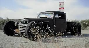 video f 350 powered rat rod truck is as unique as they come rod