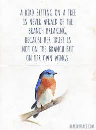Quotes About Birds