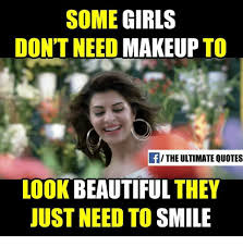 beautiful akeup some s dont need makeup to f the