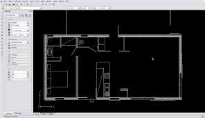 Tuto Draftsight Cr Ation Plan Architectural De A Z Avec