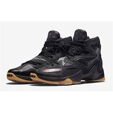 lebron nike basketball shoes. offically licensed lb13 black lion shoe from nike. show your spirit today! lebron nike basketball shoes 0