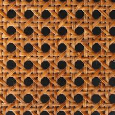 Download Woven rattan pattern stock photo. Image of brown, close - 4196538