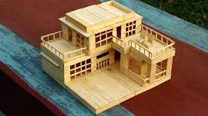 adorable popsicle stick house plan apartments plans new may model