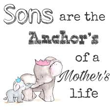Freetoedit Elephant Son Mother Family Quotes