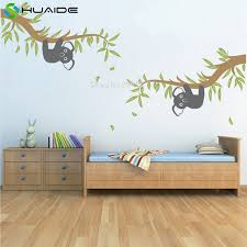 tree branches and lovely australia koala wall sticker diy home decoration wall art decor wall on home decor wall art au with tree branches and lovely australia koala wall sticker diy home