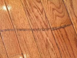 fix hardwood floor scratches deep