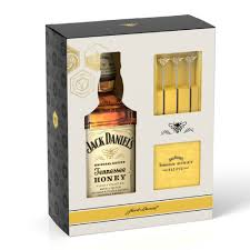 jack daniel s tennessee honey gift set