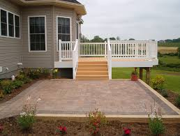 Creative Deck Designs Gallery Patios and Pavers
