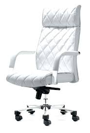 E White Swivel Chair Ikea Leather Office  Jules