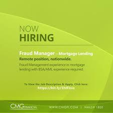 Lynette M. McGinnis - Sr. Corporate Recruiter - CMG Financial ...