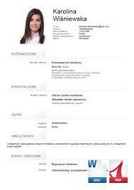 Curriculum Vitae Generator Gorgeous Kreator CV Napisz Profesjonalne CV Gotowe Wzory Eksport Do Word