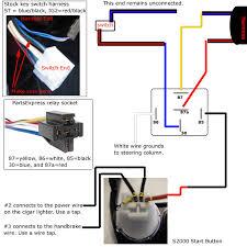 revlimiter net s2000 starter button (90 97 version) Miata Wiring Harness Na Taillight master wiring diagram Engine Wiring Harness