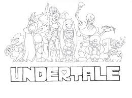 undertale coloring book packed with coloring pages picture high resolution frisk intended for to prepare awesome
