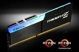 Show Technical Chart Of Trident Ltd G Skill Releases Amd Compatible Trident Z Rgb Kits G Skill