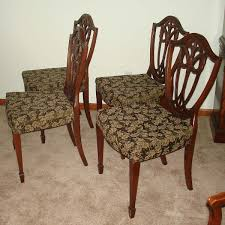 fascinating shield back dining room chairs gallery best picture