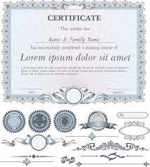 Векторные дипломы и сертификаты фоны элементы гильошные сетки  Диплом элементы сертификата Сертификат Сертификат и элементы вертикальный сертификат