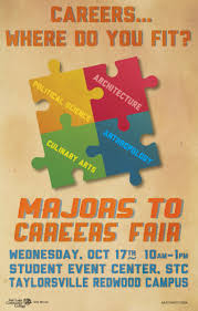17 best images about career fair ideas behance majors to careers fair