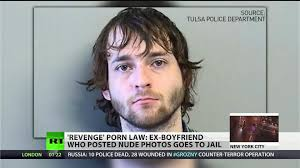 Revenge porn law sends first man to jail YouTube