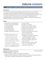 Best Emr Implementation Consultant Resumes Resumehelp