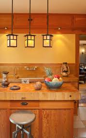Arts And Crafts Kitchen Lighting An Artistic House Every Inch Beloved Craftsman Kitchen