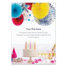 Electronic Birthday Invite Festive Birthday Party Invitations Cards On Pingg Com