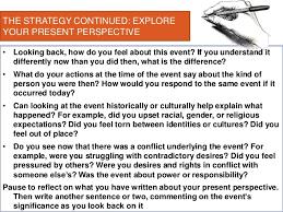 b class  27 narrative essay