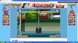 Hướng dẫn các combo của nhân vật obito lv1-Bleach And Naruto 2.4 - YouTube