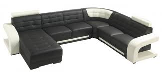 modern leather sectional couch16 modern