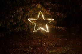 Weihnachtsstern Für Den Garten Stern Aus Metall Mit Ständer
