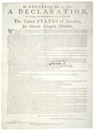 the declaration of independence essay declaration of independence declaration of independence the gilder lehrman institute declaration of independence charleston south carolina 2 1776 gilder