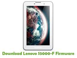 Download Lenovo S5000-F Firmware ...