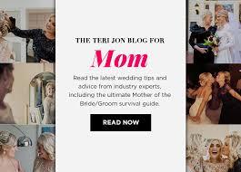 Shop Teri Jon By Rickie Freeman Designer Mother Of The