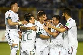 Mexico Beat El Salvador