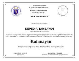 Certificate Long Service Certificate Template Sample