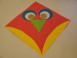 Kite Decoration Designs Easy step by step instructions on how to make a kite out of paper 2