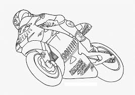 Colouring pages motorbikes motorcycle colouring pages page