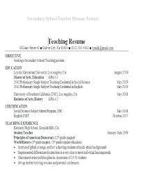 Teacher Resume Template Word New Teacher Resume Template Word Resume Teacher Resume Template
