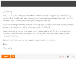Customer Service Apology Email The Ultimate Guide To Dealing With Unhappy Customers With